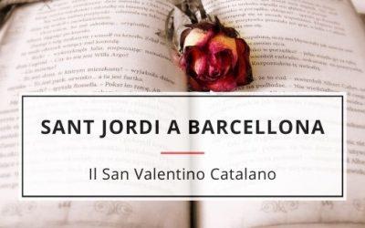 Sant Jordi a Barcellona
