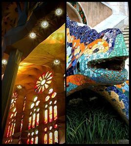 Gaudi modernismo ticket