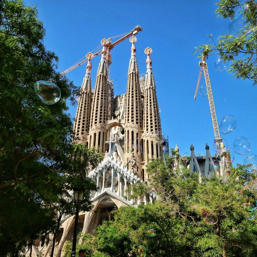 Barcellona Parco Guell