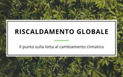 Riscaldamento Globale: punto di non ritorno?