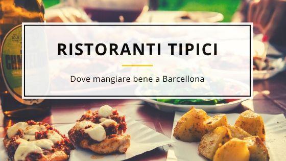 Barcellona ristorante tipico