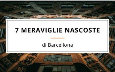 7 Meraviglie Nascoste Barcellona