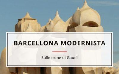 Barcellona Modernismo: sulle orme di Gaudì