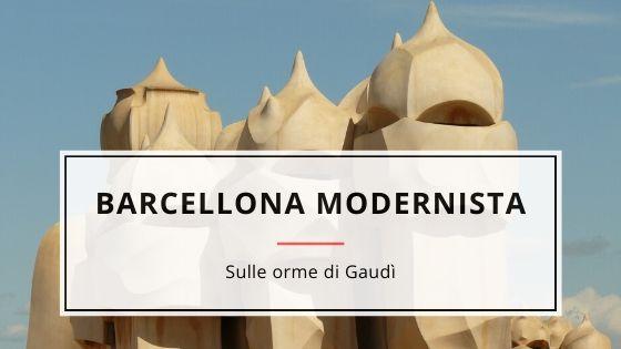 modernismo barcellona gaudi