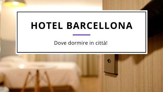 hotel coppie Barcellona