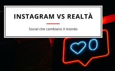 Instagram vs Realtà