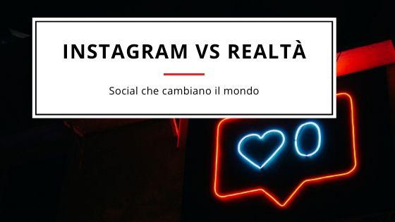 instagram realtà